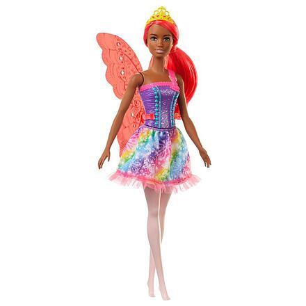 Mattel Barbie Dreamtopia Kouzelná víla - fialovorůžová