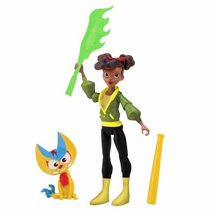 Playmates Toys Želvy Ninja figurka April O'Neilová