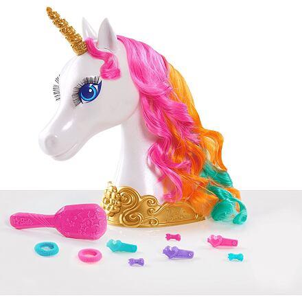 Just Play Barbie Dreamtopia Jednorožec česací hlava