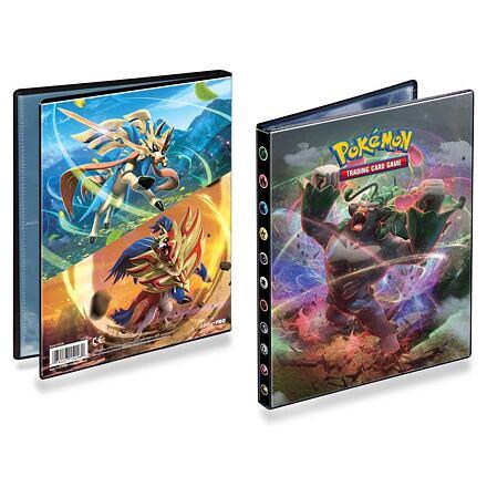Ultra Pro Pokémon A5 album Sword and Shield Rebel Clash