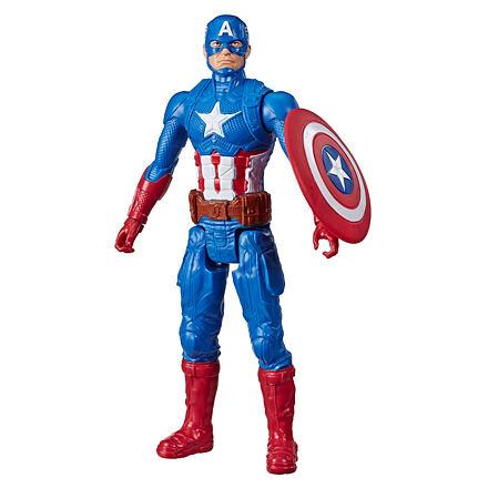 Hasbro Avengers Titan Hero Kapitán Amerika 30 cm