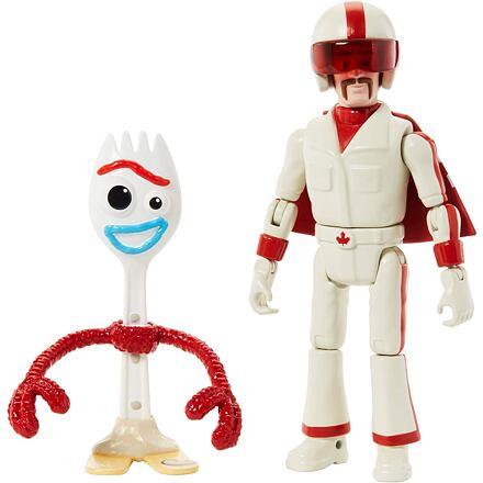 Mattel Toy Story 4 figurky Vidlík a Hopeláhop