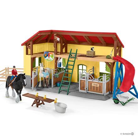Schleich 42485 Stáj na koně