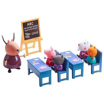 TM Toys Prasátko Peppa Školní třída