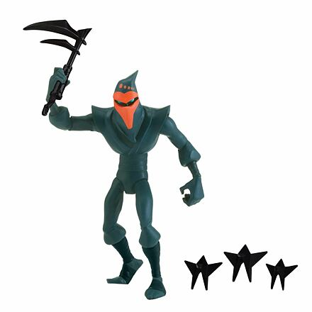 Playmates Toys Želvy Ninja figurka Origami Ninja