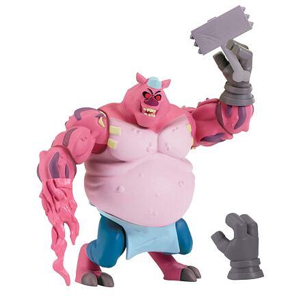Playmates Toys Želvy Ninja figurka Meat Sweats