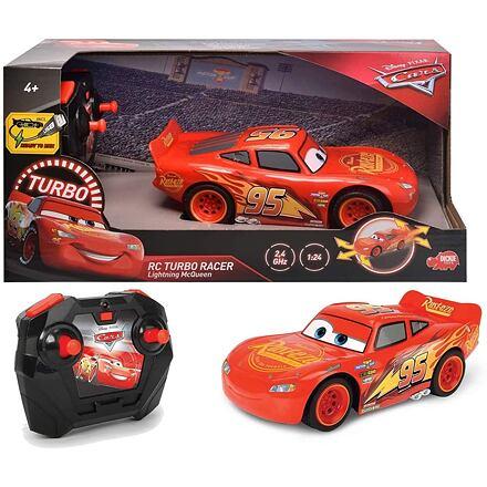 Dickie Cars 3 auto Blesk McQueen na dálkové ovládání