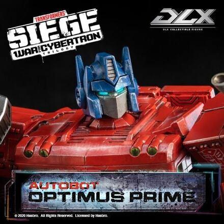 Threezero Transformers sběratelská figurka Optimus Prime 25 cm (War For Cybertron)