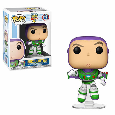 Toy Story 4 Funko POP - Buzz Rakeťák