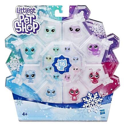 Hasbro LPS Zvířátka z ledového království 16 ks