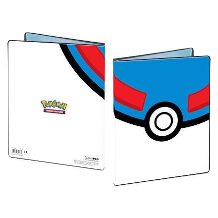 Ultra Pro Pokémon A5 album Great Ball