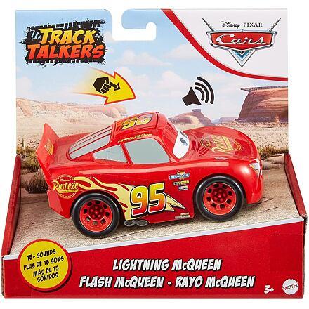 Mattel Cars mluvící auto Blesk McQueen