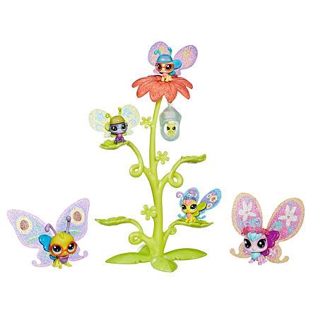 Hasbro Littlest Pet Shop Květinový domeček