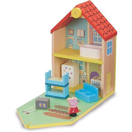 TM Toys Prasátko Peppa dřevěný domeček