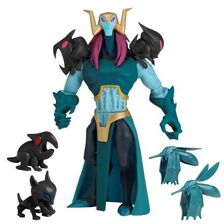 Playmates Toys Želvy Ninja figurka Baron Draxum