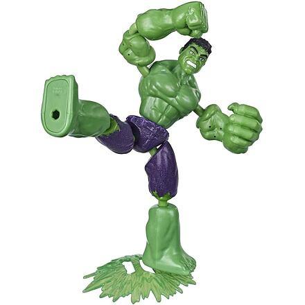 Hasbro Avengers figurka Bend and Flex - Hulk