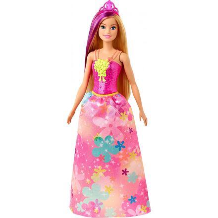 Mattel Barbie Dreamtopia Kouzelná princezna - růžová