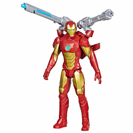 Hasbro Marvel Titan Hero Blast Gear Iron Man 30 cm