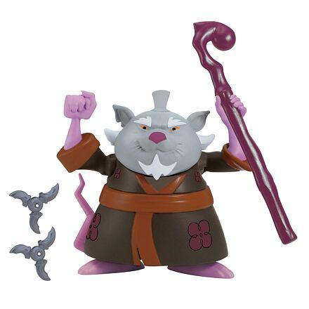 Playmates Toys Želvy Ninja figurka Mistr Tříska