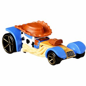 Toy Story 4 Hot Wheels Woody