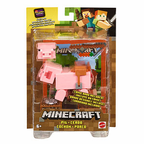 Minecraft figurka Pig (Comic Mode)