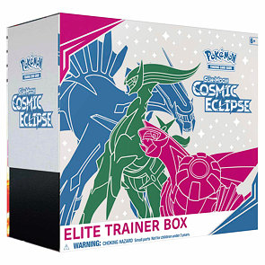 Pokémon SM12 Cosmic Eclipse Elite Trainer Box