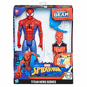 Marvel Titan Hero Blast Gear Spiderman 30 cm