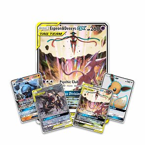 Pokémon TAG TEAM Powers Collection - Espeon & Deoxys-GX