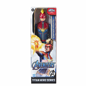 Avengers Titan Hero Captain Marvel 30 cm