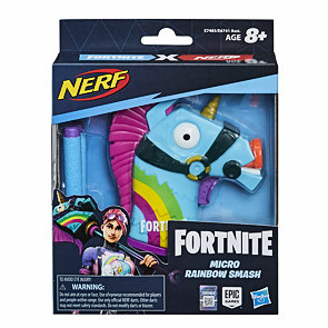 Fortnite Nerf Micro Rainbow Smash