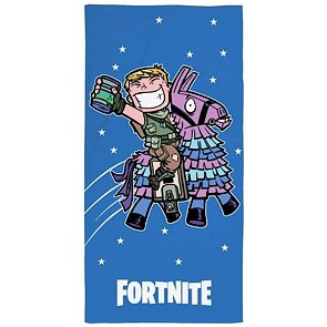 Fortnite Osuška modrá