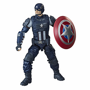 Marvel Legends - Captain America (Gamerverse)