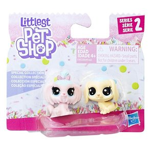 Littlest Pet shop Frosting Frenzy - Pejsci