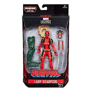Marvel Legends - Lady Deadpool (Deadpool)
