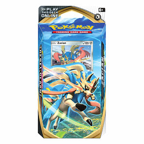 Pokémon Sword and Shield Rebel Clash Theme Deck - Zacian