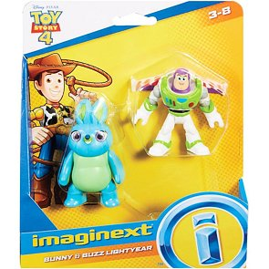 Toy Story Imaginext Zajda a Buzz Rakeťák