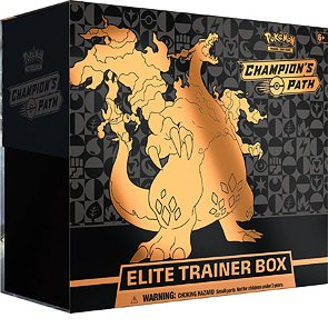 Pokémon Champion's Path Elite Trainer Box