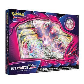 Pokémon Eternatus VMAX Premium Collection