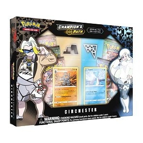 Pokémon Champion's Path Special Pin Collection – Circhester