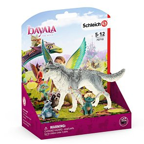 Schleich 70710 Movie Lykos s Nugurem a Piuhem