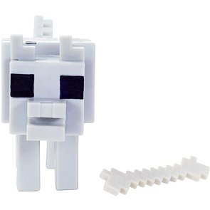 Minecraft figurka Skeleton Wolf