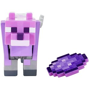 Minecraft figurka Dyed Cat