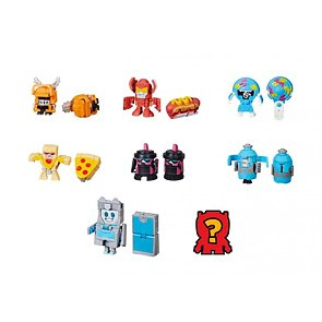 Transformers BotBots 8 figurek - Pizza