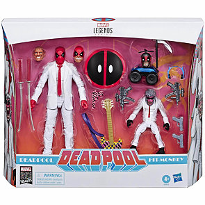 Marvel Legends - Deadpool a Hit-Monkey