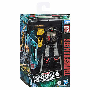 Transformers WFC-E8 Ironworks (War for Cybertron: Earthrise) (Deluxe class)