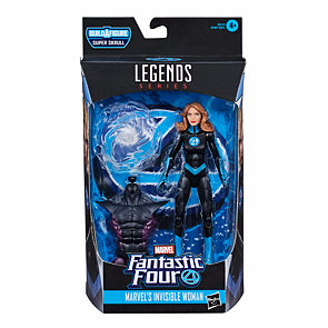 Marvel Legends - Marvel's Invisible Woman (Fantastická čtyřka)