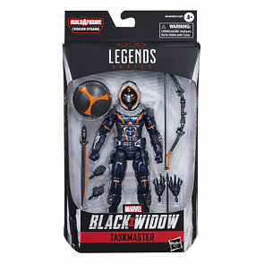 Marvel Legends - Taskmaster (Black Widow 2020)