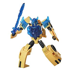 Transformers Cyberverse - Bumblebee (Trooper Class)