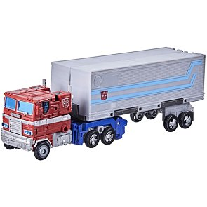 Transformers WFC-K11 Optimus Prime (War for Cybertron: Kingdom) (Leader class)