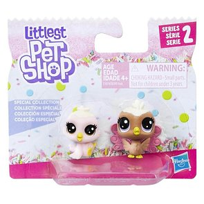 Littlest Pet Shop Frosting Frenzy - Ptáčci